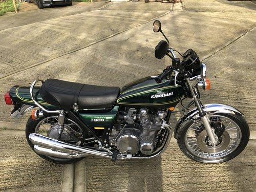 Kawasaki z900 1976 full restoration For Sale (picture 1 of 6)