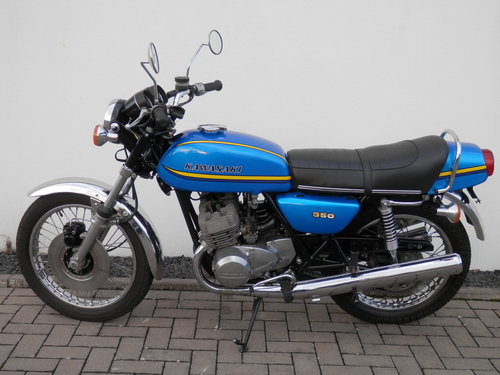 1973 Kawasaki 350 S2 A Mach II  european model 3274 produced For Sale (picture 4 of 6)