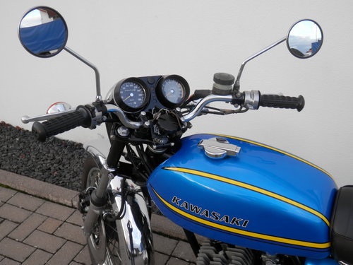 1973 Kawasaki 350 S2 A Mach II  european model 3274 produced For Sale (picture 6 of 6)