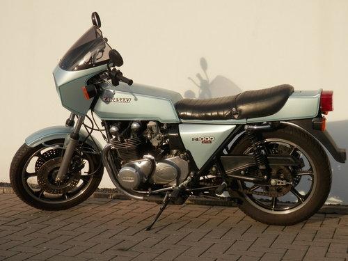 1978 Kawasaki Z1000 Z1R extremly rare original bike For Sale (picture 4 of 6)