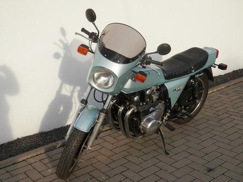 1978 Kawasaki Z1000 Z1R extremly rare original bike For Sale (picture 5 of 6)