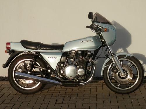 1978 Kawasaki Z1000 Z1R extremly rare original bike For Sale (picture 6 of 6)