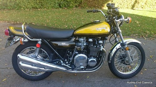 1973 KAWASAKI Z1 900 For Sale (picture 1 of 6)