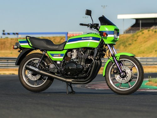 1982 Kawasaki GPZ 1100 Eddie Lawson Replica - New Build For Sale (picture 1 of 6)