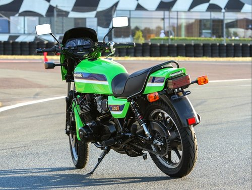 1982 Kawasaki GPZ 1100 Eddie Lawson Replica - New Build For Sale (picture 2 of 6)