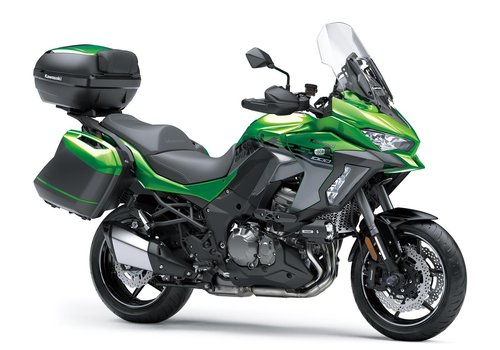 NEW 2019 Kawasaki Versys 1000 ABS SE GT* £1,100 DEPOSIT PAID For Sale (picture 1 of 6)