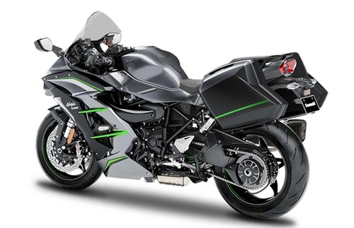 New 2019 Kawasaki Ninja H2 SX SE+ Perf. Tourer*£2,000 PAID* For Sale (picture 2 of 6)