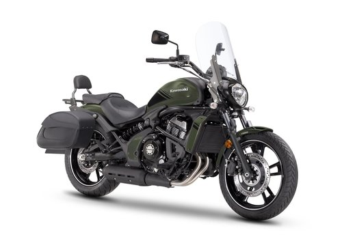 New 2019 Kawasaki Vulcan S ABS SE Light Tourer For Sale (picture 1 of 6)
