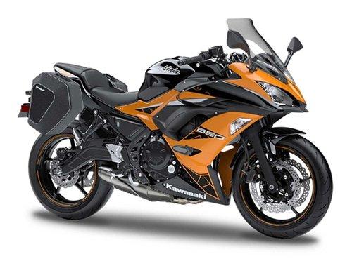 New 2019 Kawasaki Ninja 650 SE Tourer*SAVE £1,000* For Sale (picture 1 of 6)