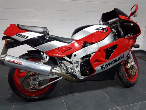 1990 Kawasaki ZXR 750 H2 >> Now SOLD, thank you << For Sale (picture 4 of 6)