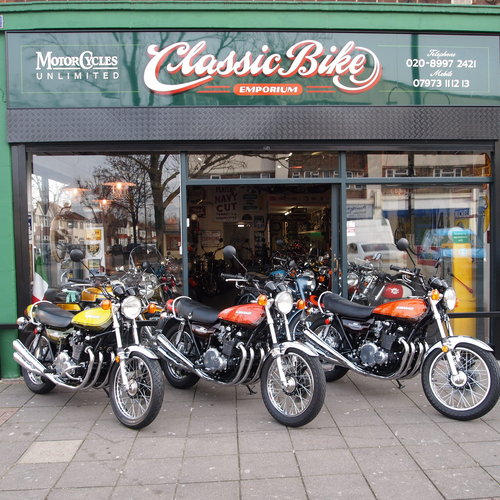 1972 We Always Have a Few Very Nice Kawasaki Z 900's. For Sale (picture 3 of 6)