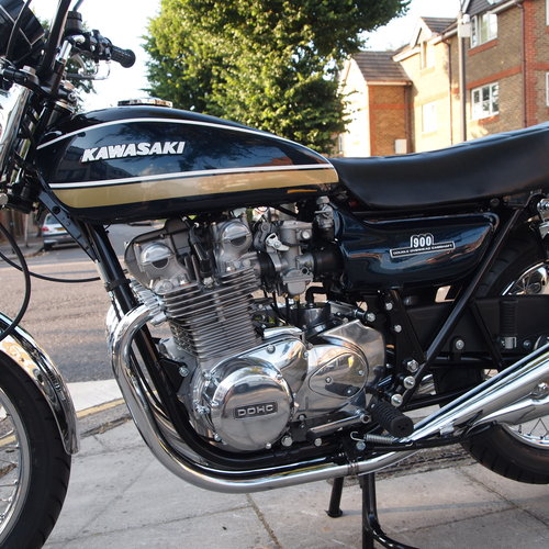 1972 We Always Have a Few Very Nice Kawasaki Z 900's. For Sale (picture 6 of 6)