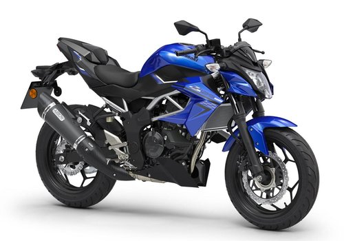 New 2019 Kawasaki Z 125 Performance Edition*SAVE £750* For Sale (picture 1 of 6)