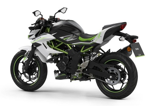 New 2019 Kawasaki Z 125 ABS SE Performance*SAVE £750** For Sale (picture 2 of 6)