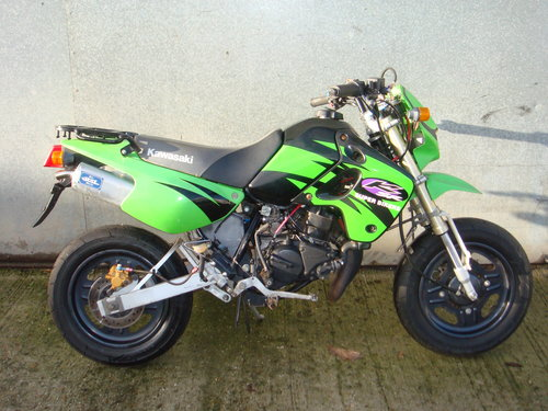 Kawasaki KSR80 Liquid Cooled - 1998 For Sale (picture 1 of 6)