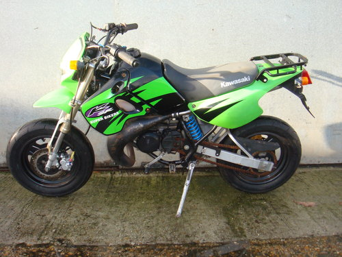 Kawasaki KSR80 Liquid Cooled - 1998 For Sale (picture 2 of 6)