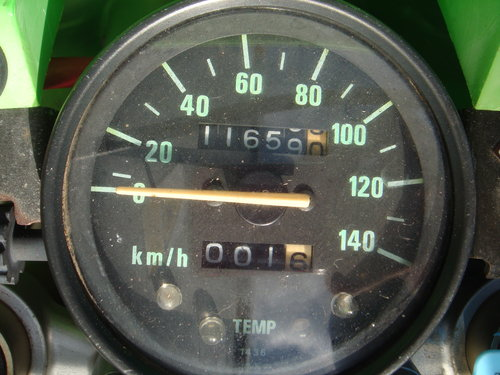 Kawasaki KSR80 Liquid Cooled - 1998 SOLD (picture 3 of 6)