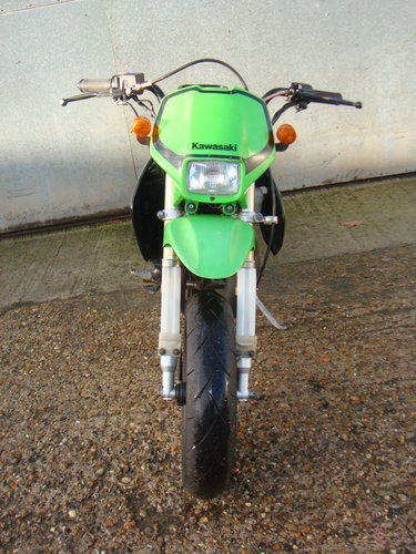 Kawasaki KSR80 Liquid Cooled - 1998 For Sale (picture 4 of 6)
