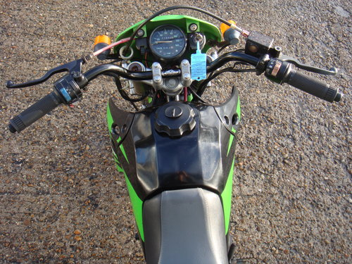 Kawasaki KSR80 Liquid Cooled - 1998 For Sale (picture 5 of 6)