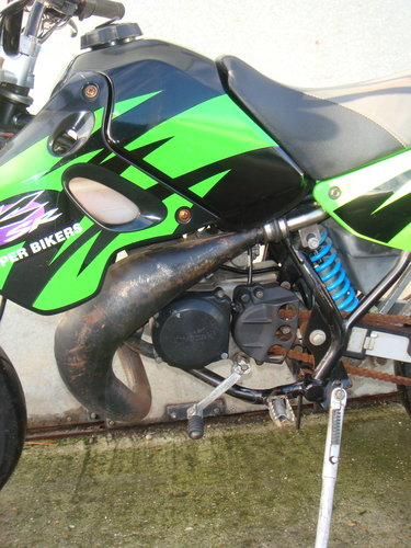 Kawasaki KSR80 Liquid Cooled - 1998 For Sale (picture 6 of 6)