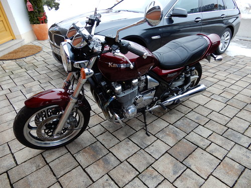 1992 Kawasaki Zephyr 1100 Excellent original state 12K miles only SOLD (picture 2 of 6)