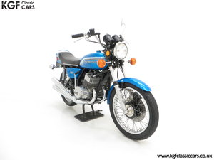 1972 An Early Magazine Featured Kawasaki 750 Mach IV H2 Triple SOLD
