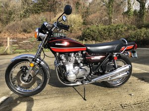 1974 Kawasaki Z1A 900 For Sale
