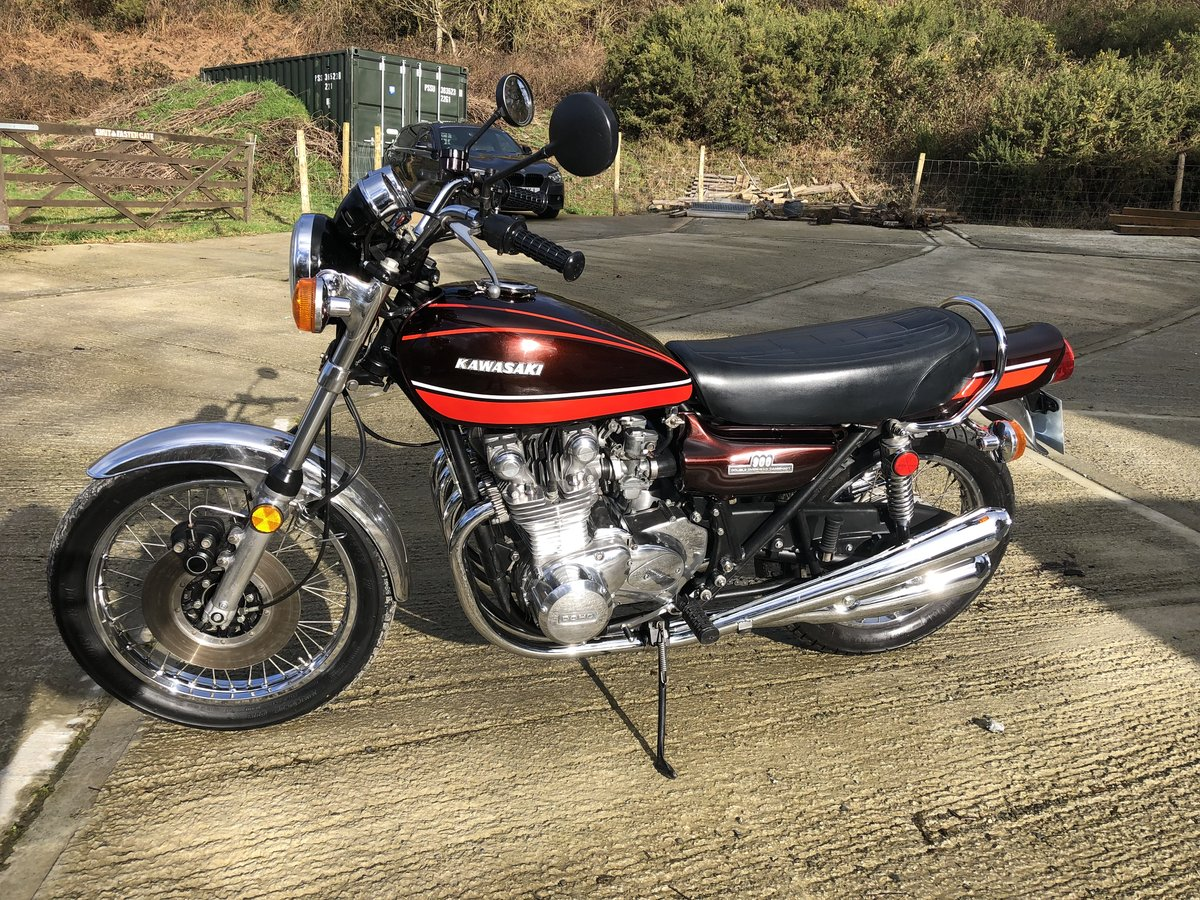 1974 Kawasaki Z1A 900 For Sale (picture 3 of 6)