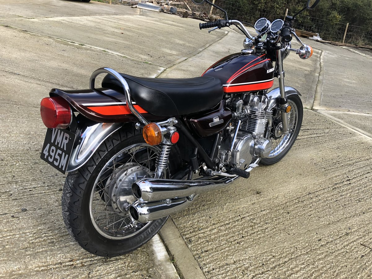 1974 Kawasaki Z1A 900 For Sale (picture 4 of 6)