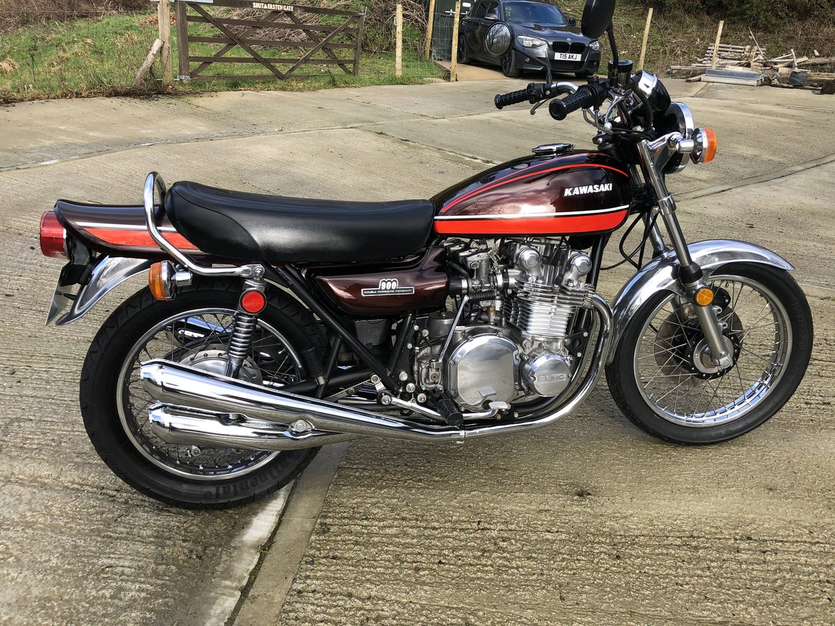 1974 Kawasaki Z1A 900 For Sale (picture 6 of 6)