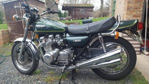 1976 Kawasaki Z900A4 Fully Restored  For Sale