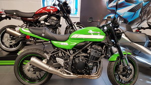 New 2018 Kawasaki Z900 RS Cafe Naked Retro  For Sale