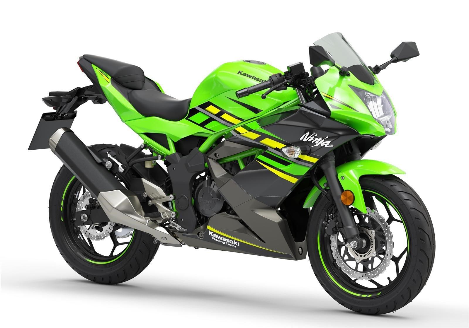New 2019 Kawasaki Ninja 125 ABS KRT**SAVE £800!!** For Sale (picture 1 of 6)