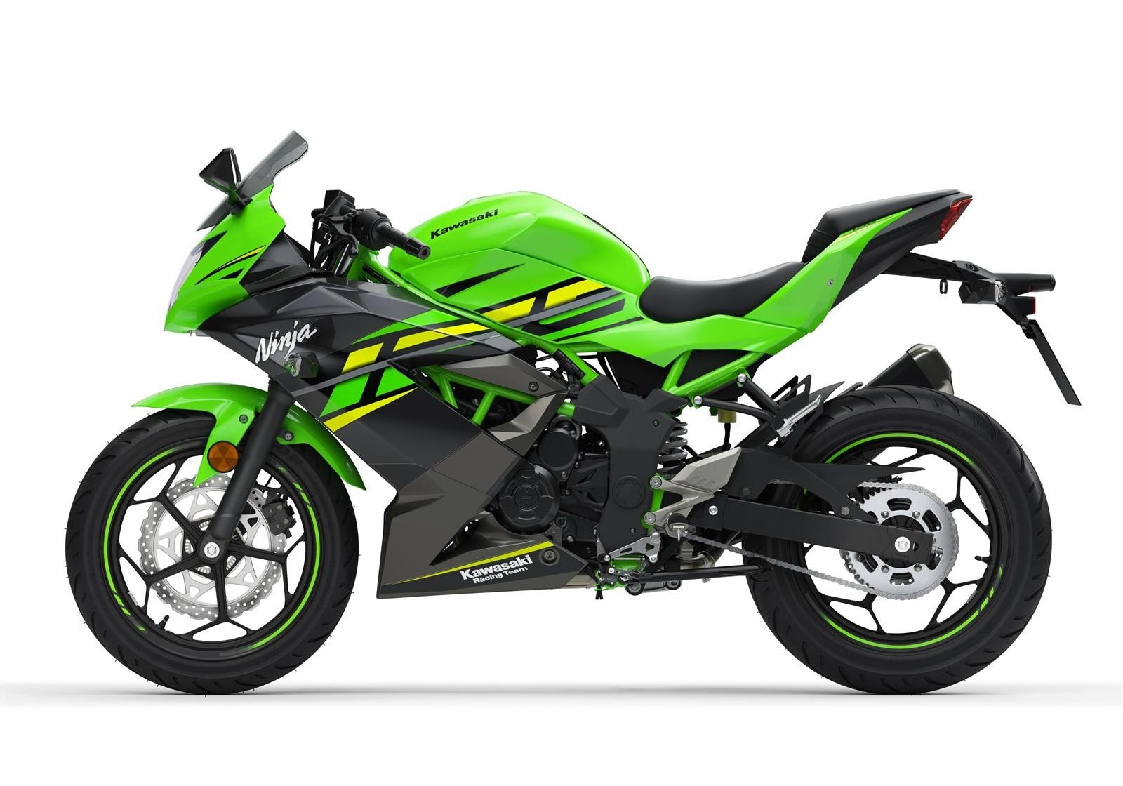 New 2019 Kawasaki Ninja 125 ABS KRT**SAVE £800!!** For Sale (picture 4 of 6)