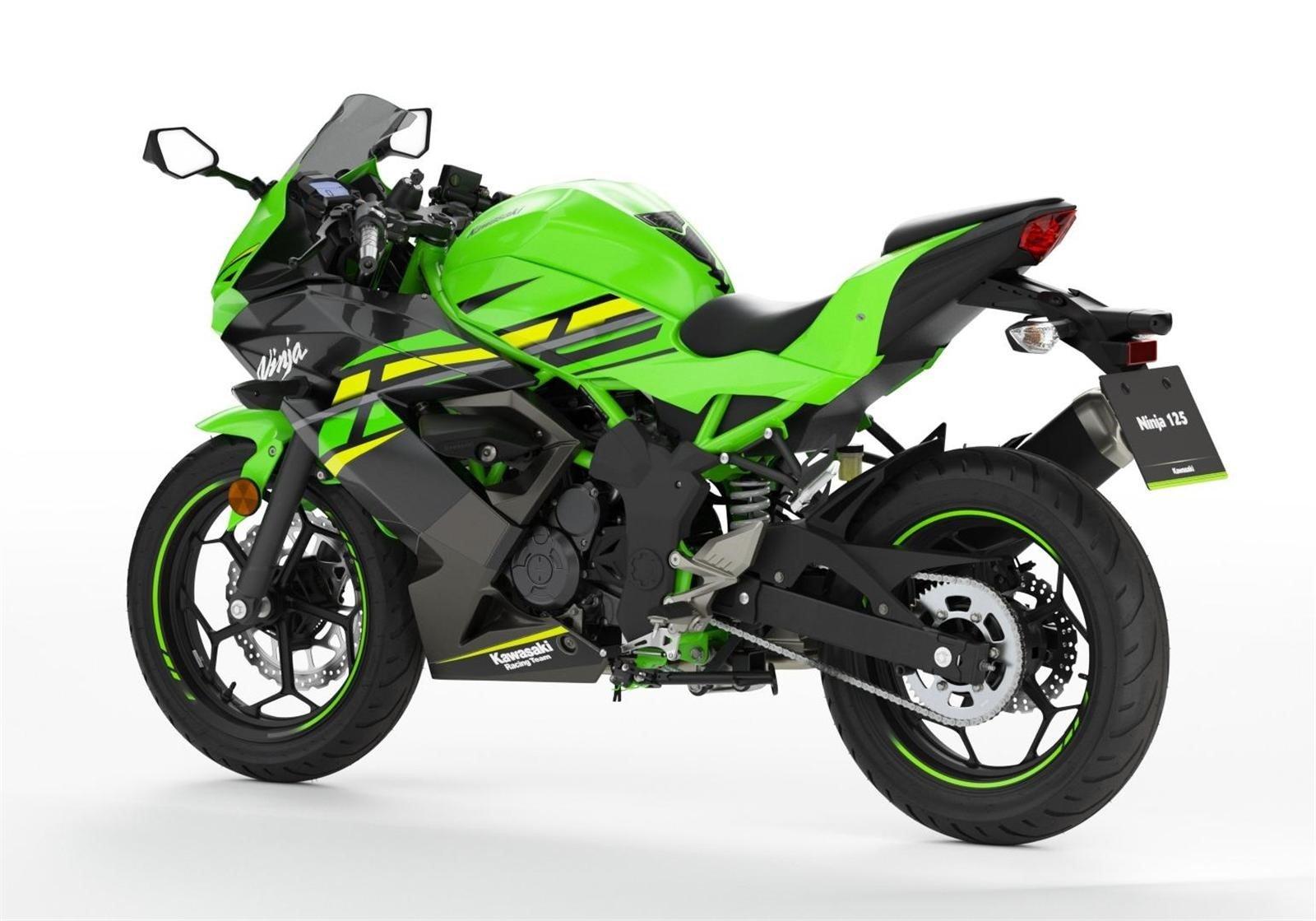 New 2019 Kawasaki Ninja 125 ABS KRT**SAVE £800!!** For Sale (picture 5 of 6)