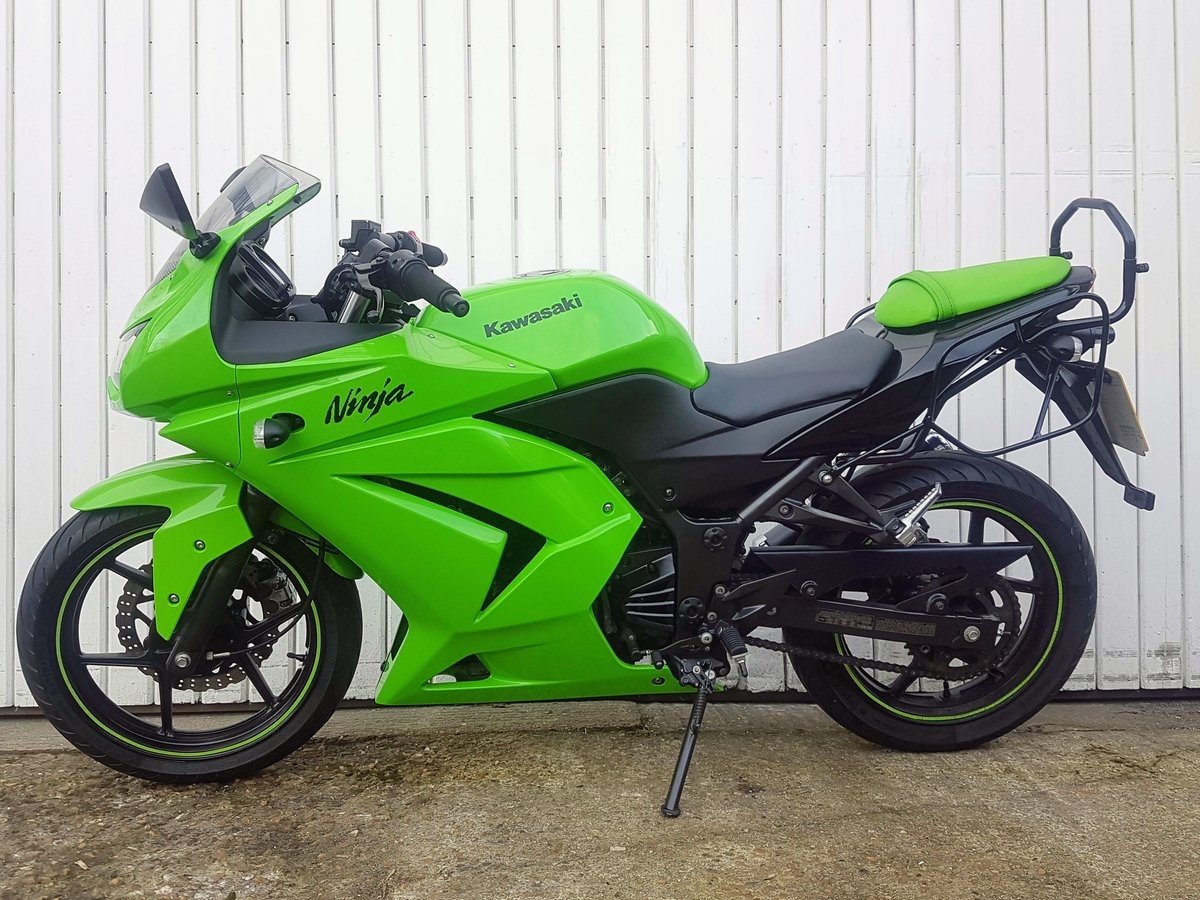 2011 Kawasaki Ninja 250r Just 5000 Miles Tested With Video For Sale