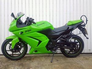 2011 Kawasaki Ninja 250R Just 5000 Miles Tested with Video  For Sale