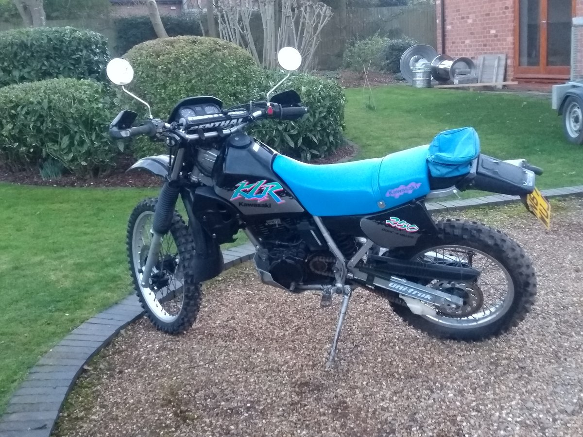 1996 klr 250 For Sale (picture 2 of 6)