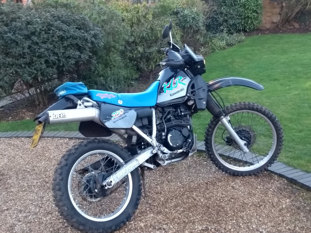 1996 klr 250 For Sale (picture 5 of 6)