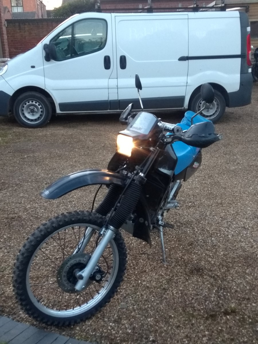 1996 klr 250 For Sale (picture 6 of 6)