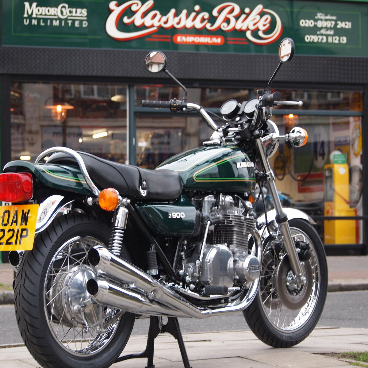 1976 Z900 A4 Classic, Very Very Nice Condition, Super Tidy. For Sale (picture 1 of 6)