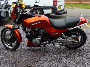 Gpz1100 A1 1983 For Sale