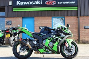 2016 16 Kawasaki Ninja ZX-10R ABS KRT Performance Edition For Sale