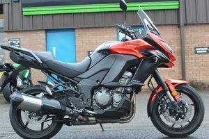 2017 17 Kawasaki Versys 1000 ABS Adventure Tourer For Sale