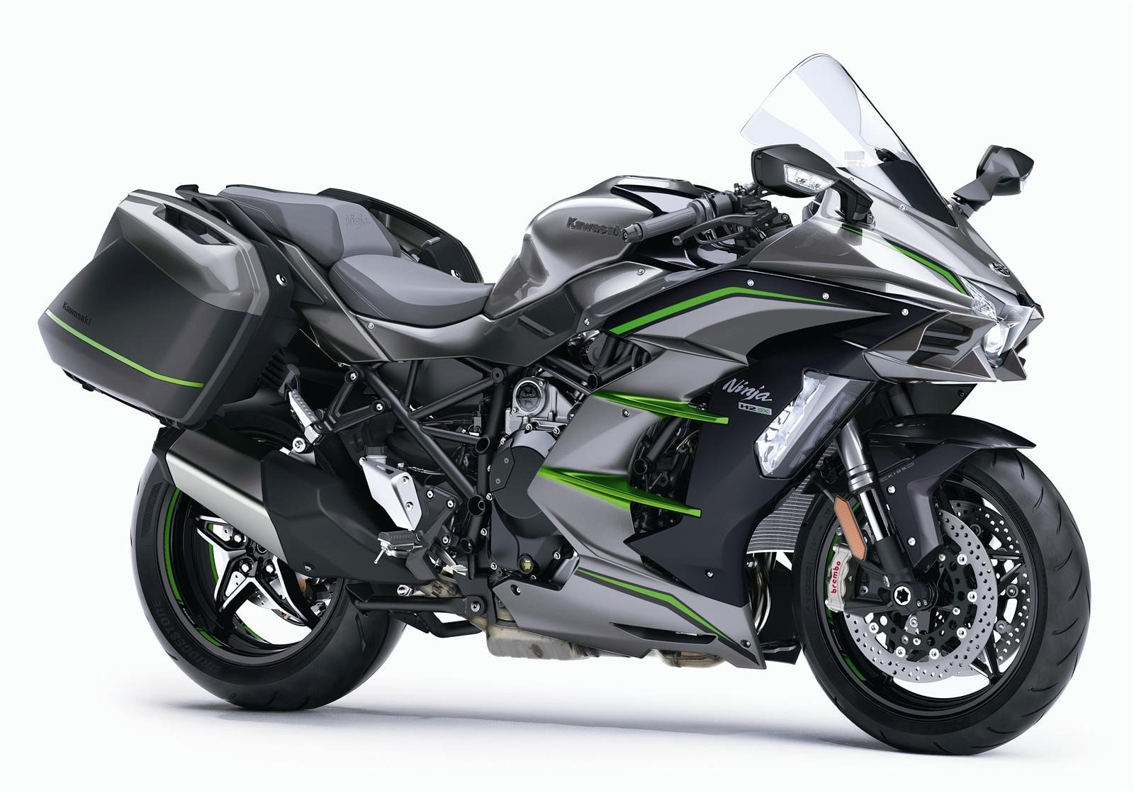 New 2019 Kawasaki Ninja H2 SX SE+ Tourer*£1000 Deposit PAID* For Sale (picture 1 of 6)
