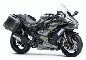 New 2019 Kawasaki Ninja H2 SX SE+ Tourer Supercharged For Sale
