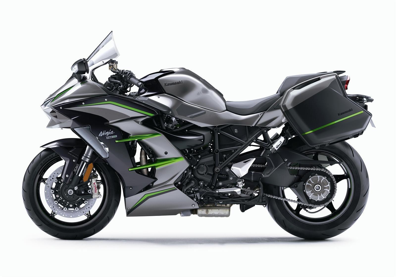 New 2019 Kawasaki Ninja H2 SX SE+ Tourer*£1000 Deposit PAID* For Sale (picture 2 of 6)