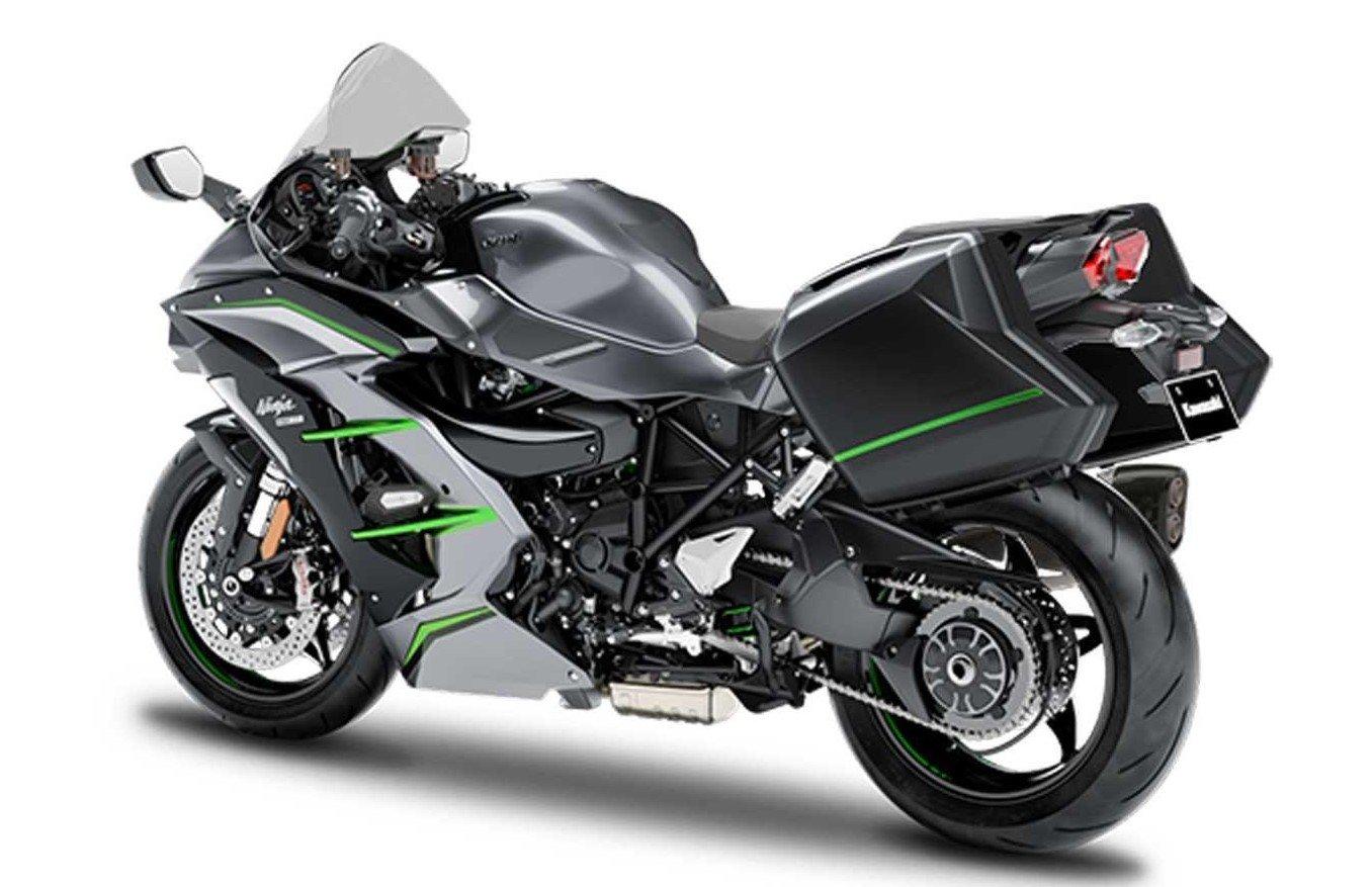 New 2019 Kawasaki Ninja H2 SX SE+ Tourer*£1000 Deposit PAID* For Sale (picture 3 of 6)