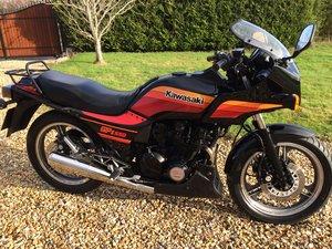 1989 Kawasaki GPZ550  SOLD