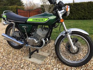 1975 Kawaski H1F For Sale